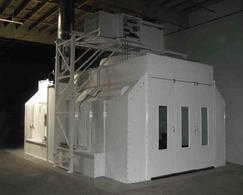 Abs Air Systems Automotive Paint Booth